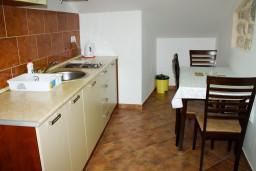 Кухня. Черногория, Котор : Апартаменты на 4 персоны, 2 спальни