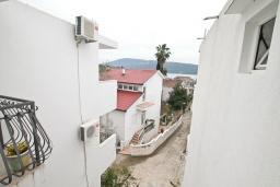 Вид на море. Черногория, Мельине : Комната для 2 человек, с балконом с видом на море