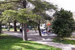 Детская площадка в Игало