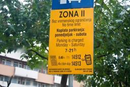 Парковка Пьяца в Игало