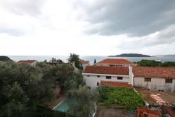 Вид на море. Черногория, Каменово : Студия 24м2 с балконом с видом на море