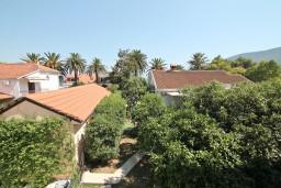Вид. Черногория, Игало : Двухкомнатный апартамент с отдельной спальней, кухней, балконом с видом на море