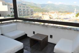 Балкон. Черногория, Будва : Стандартная вилла