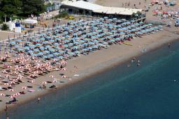 Ближайший пляж. Mediteran Wellness & Spa 4* в Бечичи