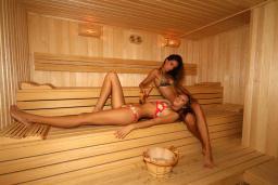 Сауна. Mediteran Wellness & Spa 4* в Бечичи