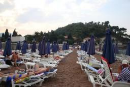Ближайший пляж. Palas 4* в Петроваце