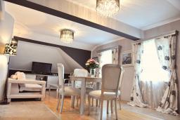 Гостиная. Черногория, Пераст : A7 Penthouse Suite - Separate Bedroom
