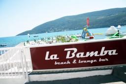 Пляж Лабамба / Отеля Игало в Игало