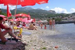 Пляж Дуга / Симо Милошевича в Игало
