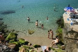 Пляж Цопас / Copas в Герцег Нови