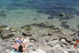 Пляж Доминикана / Dominikana в Герцег Нови