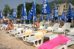 Пляж Йединица / Jedinica в Баошичи