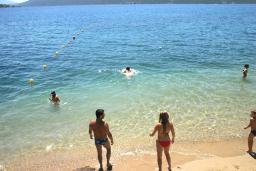 Пляж Лазарет в Герцег Нови