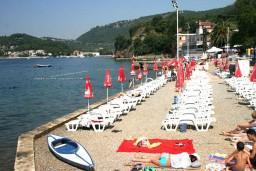 Пляж Плава тишина / Plava tisina в Зеленике