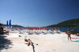 Пляж Жаба в Герцег Нови