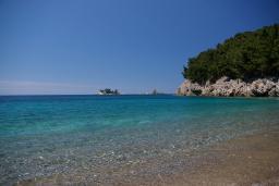 Пляж Лучице / Lucice в Петроваце