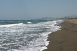 Пляж Ада Бояна / Ada Bojana в Ада Бояне