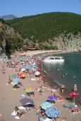 Пляж Королевы / Kraljicna plaza Canj в Чани