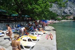 Пляж Ораховац / Orahovac / Amfora в Ораховце