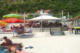 Пляж Царине / Carine в Рисане