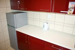 Kitchen. Montenegro, Baosici : Apartment with 3 bedrooms in Baosici