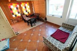 Гостиная. Черногория, Колашин : Дом с 3-мя спальнями в Колашине