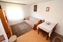 Гостиная. Черногория, Колашин : Уютный дом в Колашине с 2-мя отдельными спальнями и с террасой.