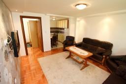 Гостиная. Черногория, Колашин : Современный апартамент с большой гостиной и отдельной спальней, Колашин, Черногория.