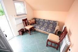 Гостиная. Черногория, Жабляк : Уютный дом с отдельной спальней, Жабляк, Черногория.