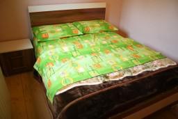Спальня. Черногория, Жабляк : Апартамент для 6-8 человек, 2 отдельных спальни, Жабляк, Черногория.