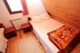 Спальня. Черногория, Жабляк : Апартамент для 6 человек, 2 отдельные спальни, Жабляк, Черногория.