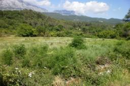 Земельный участок в Герцег-Нови - Суторина, площадью 3850м2. Около пекары Черногорка. Рядом имеются ещё земельные участки общей площадью около 11000м2.  в Игало
