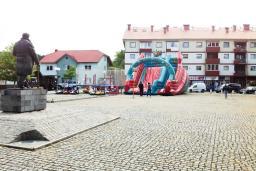 Детская площадка в Колашине