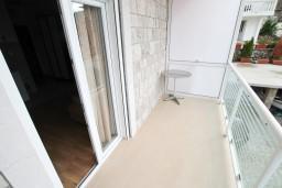 Черногория, Жанице / Мириште : Студия для 2 человек, с балконом с видом на море