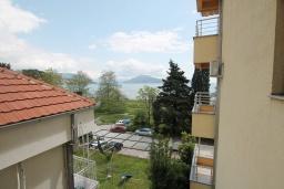 Вид. Черногория, Игало : Студия в 30 метрах от пляжа и балконом с видом на море