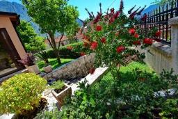 Территория. Черногория, Ораховац : Уютная вилла возле пляжа, 3 спальни, 2 ванные комнаты, Wi-Fi