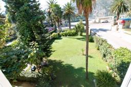 Вид. Черногория, Рисан : Апартамент с отдельной спальней, с общей террасой, 30 метров до моря