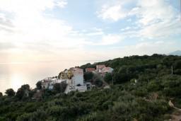 Вид на море. Черногория, Утеха : Студия для 2 человек, с шикарным балконом с видом на море