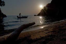 Пляж Велика Крекавица / Velika Krekavica в Кримовице