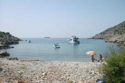 Пляж Bigovica Volujica в Баре