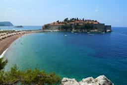 Пляж Свети Стефан - Аман в Свети Стефане