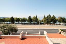 Вид на море. Черногория, Шушань : Студия с балконом с видом на море, 50 метров до пляжа