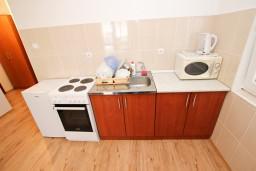 Кухня. Черногория, Шушань : Апартамент с отдельной спальней
