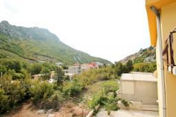 Вид. Черногория, Чань : Студия для 4 человек
