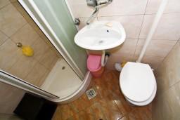 Ванная комната. Черногория, Селяново : Студия для 2 человек