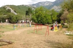 Детская площадка в Чани