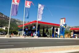Бензоколонка EKO в Баре