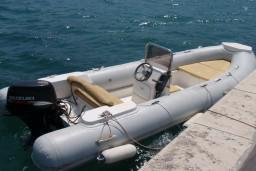 Моторная лодка AQ500 : Черногория