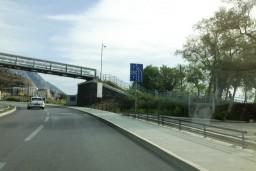 Пешеходный переход 5 в Бечичи