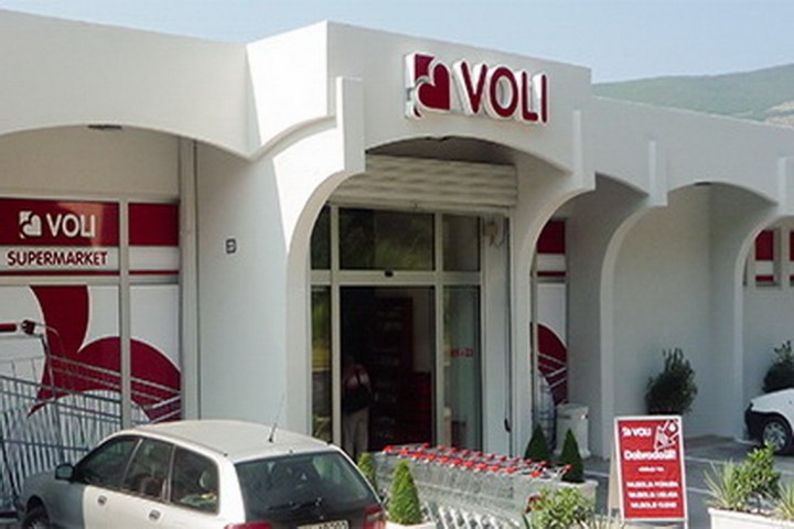 Супермаркет VOLI 36 в Игало